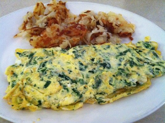 15 spinach feta cheese omelette spinach feta cheese omelette